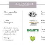 Molina certificazioni