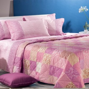 7718 6 PROVENZA corallo QUILT 2P.